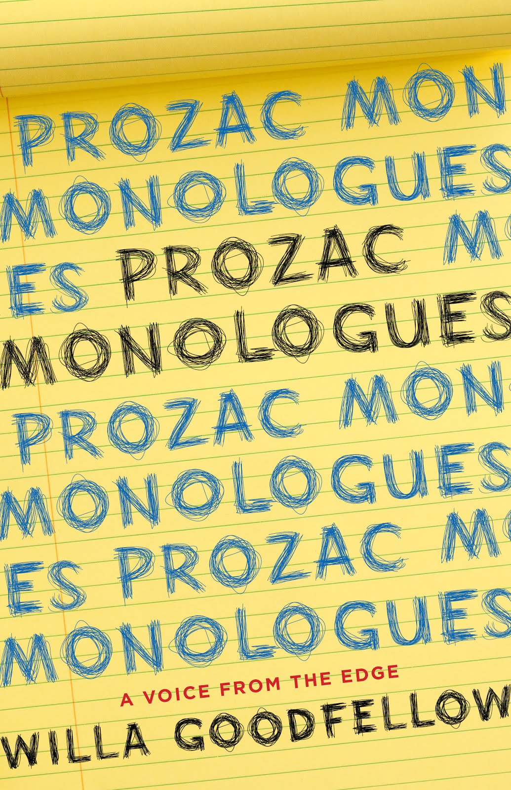 Prozac Monologues - The Book!