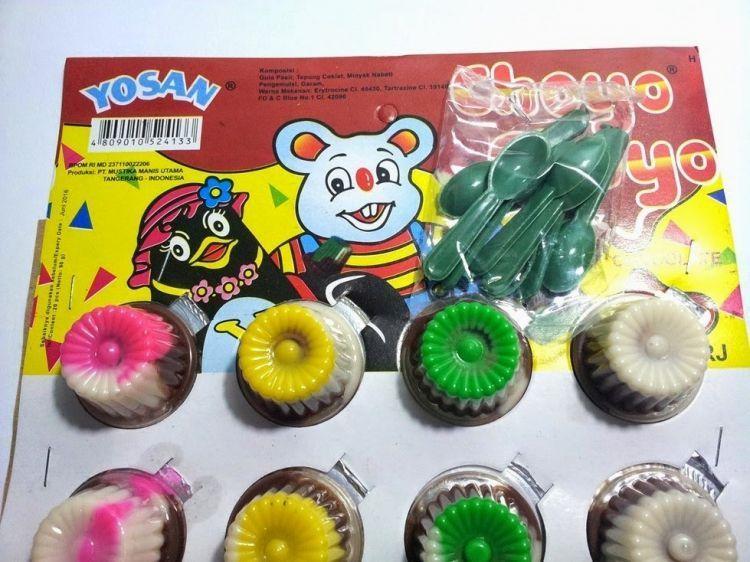 Cokelat cepuk Choyo choyo (hipwee.com)