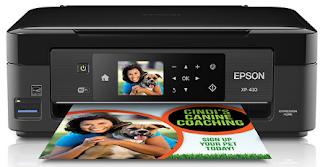 Epson stylus xp 402 Wireless Printer Setup, Software & Driver