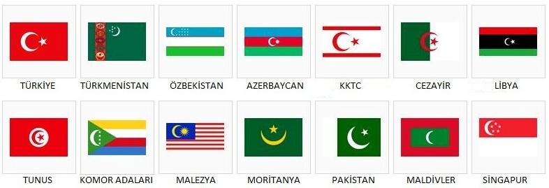 hilalli bayraklar ile ilgili görsel sonucu