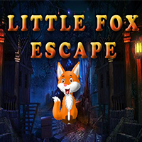 AvmGames Little Fox Escap…