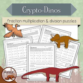 Crypto-Dinos Multipliction & Division