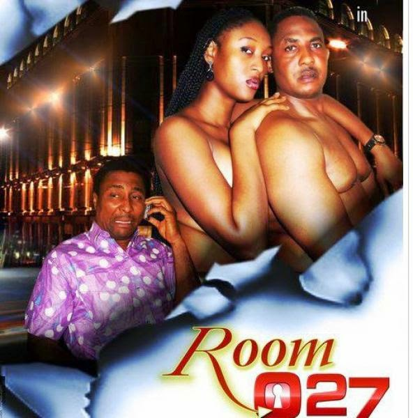 Nollywood 'Room 027' emerged online for explicit scenes of sex and nudity