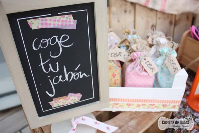 Jabones de detalles de boda en Zaragoza