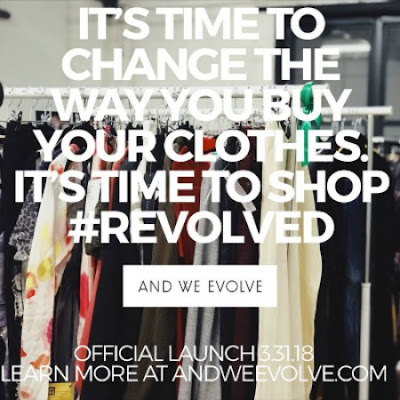 And We Evolve vintage clothing membership