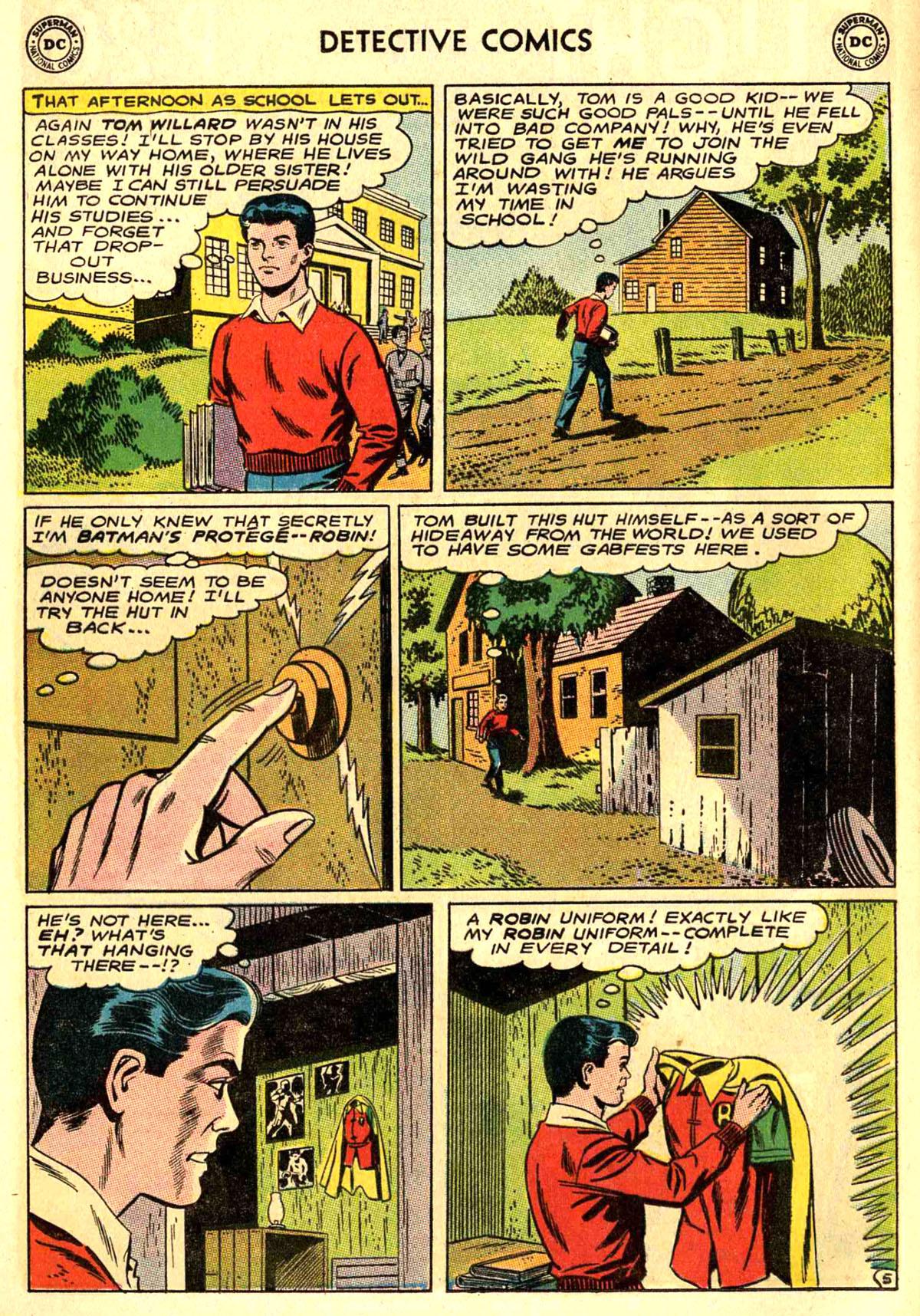 Detective Comics (1937) 342 Page 7