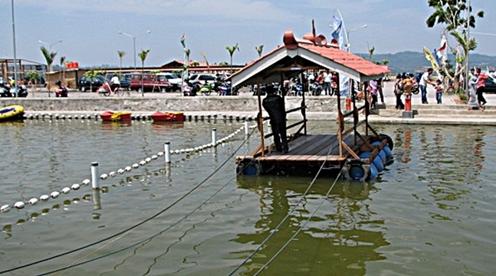 Pesona Indonesia Wisata Kampung Rawa Ambarawa Semarang