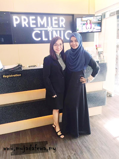 laser treatment premier clinic testimoni