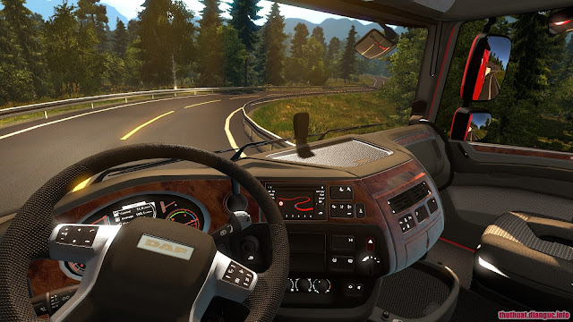 Mod game Euro Truck Simulator 2