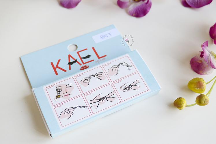 KAEL Eyelash Cinderella HRS7