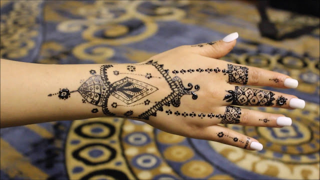 New Art Design Mehndi For Girls! Art Magazine