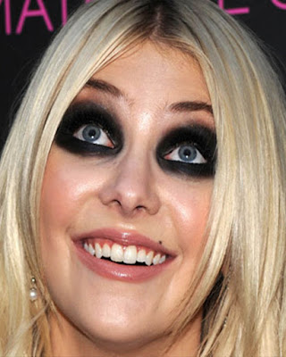 famous ugly makeup