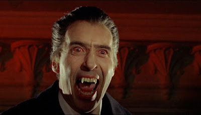 Hammer Dracula - Christopher Lee