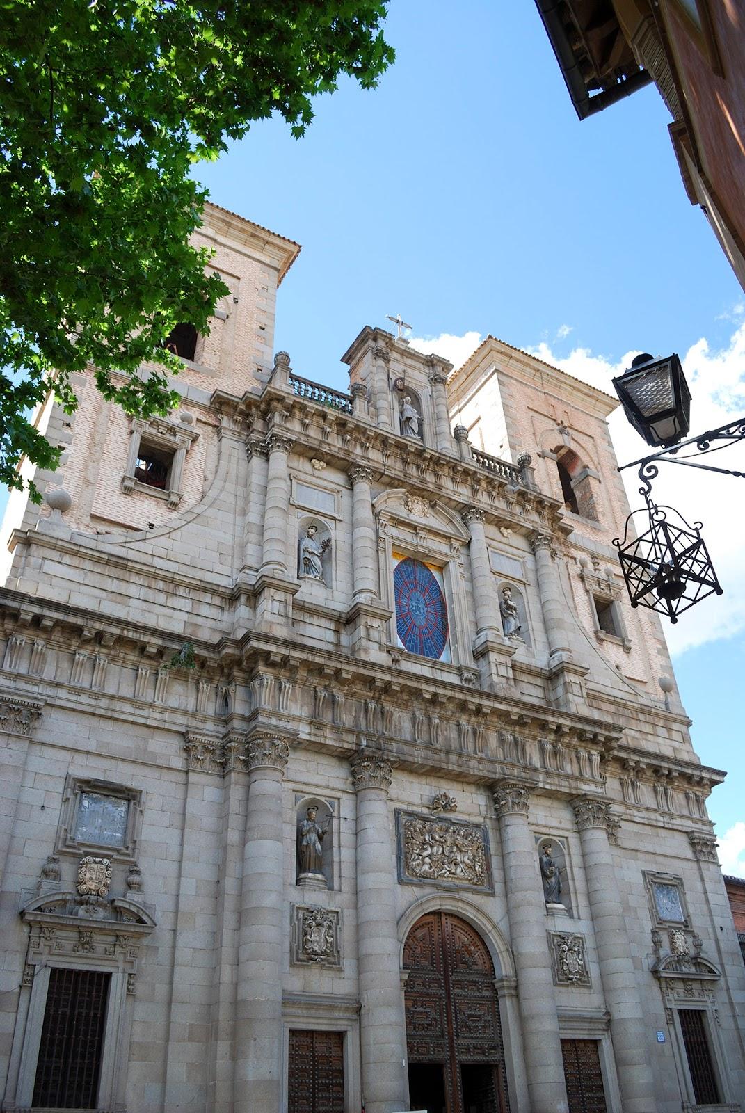 church basilica religious heritage toledo spain landmark history travel guide tourism day trip itinerary
