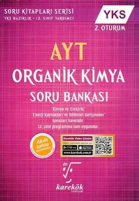 Karekök Organik Kimya Soru Bankası PDF