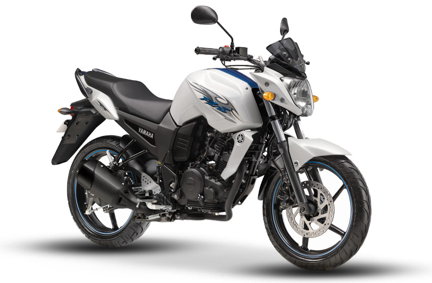 2012 Yamaha Fz 16 S Launched Colors Price Photos