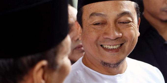 Aneh, Ustaz Bachtiar Nasir Ditolak PBNU Bertausiyah di Cirebon!