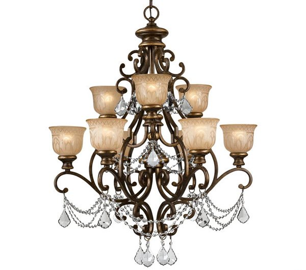 Pilihan Desain Lampu Gantung Antik dan Klasik