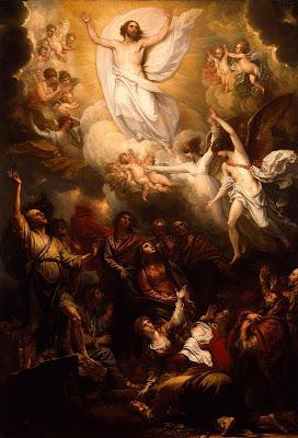 Ressurreição de Jesus Cristo - Imagens, ícones, pinturas