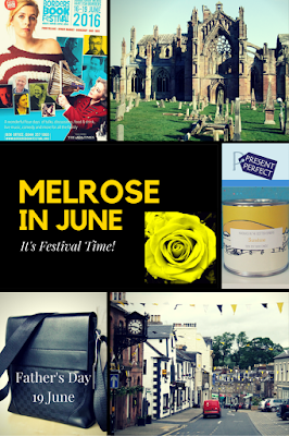 Melrose collage by Present Perfect