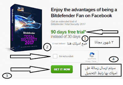 Bitdefender Total Security 2017 full