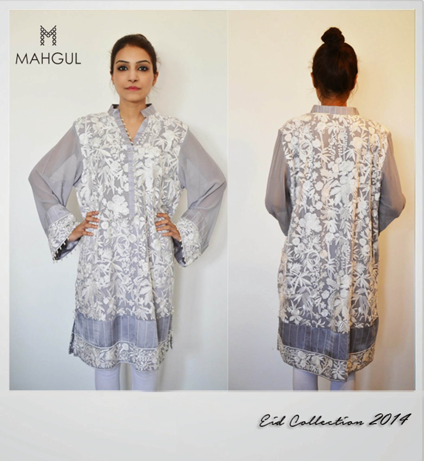 Mahgul - Eid fashion 2014