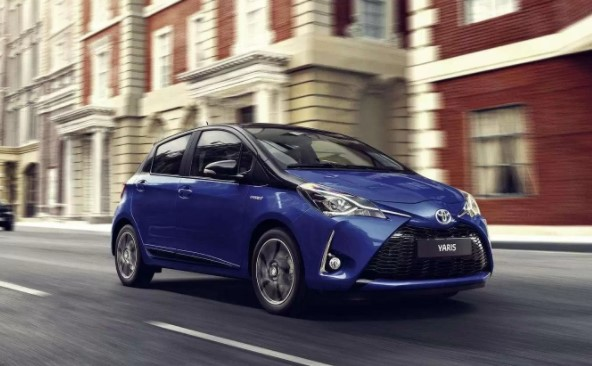 2019 Toyota Yaris Exterior Specs & Options