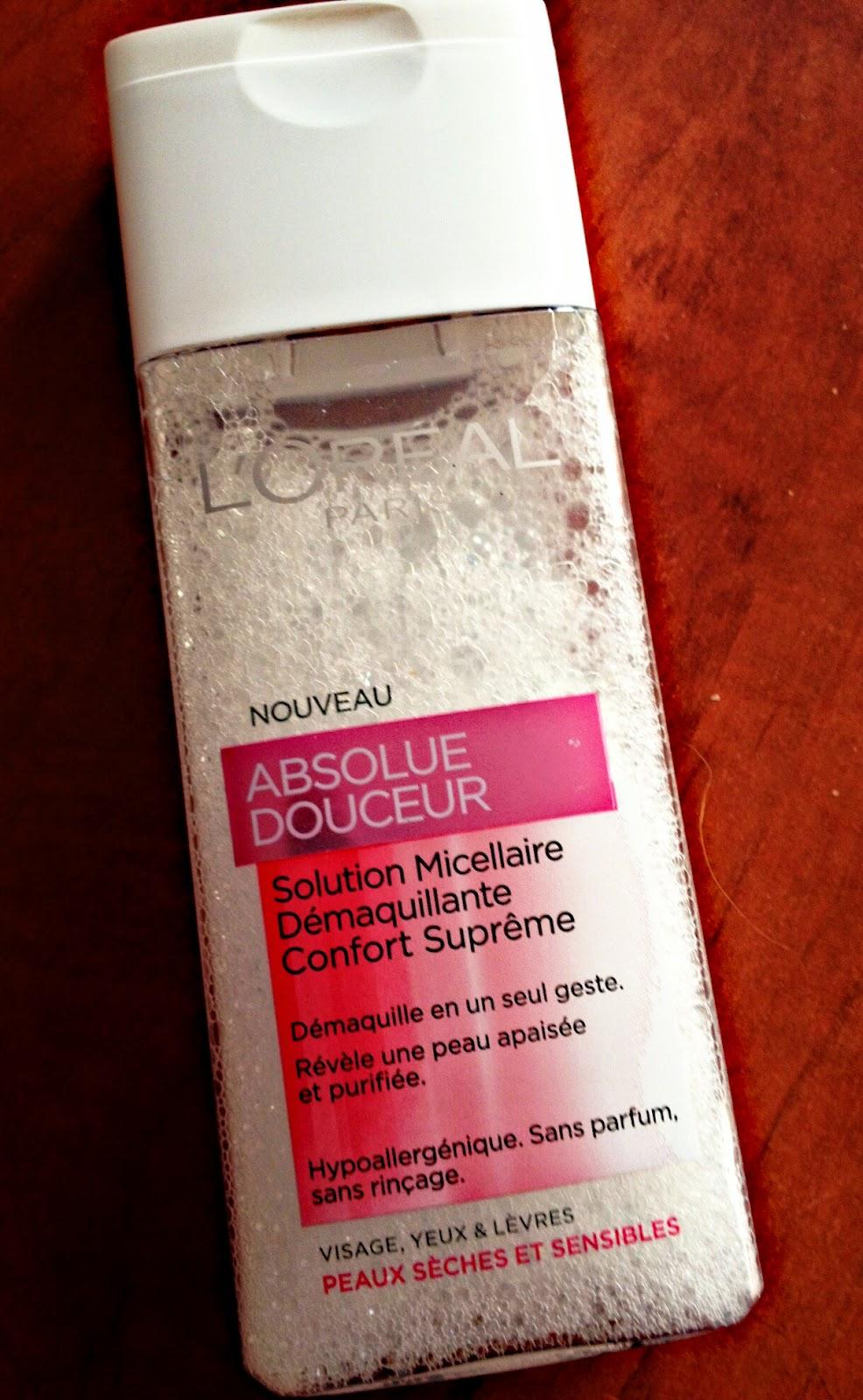 Absolue Douceur l'Oréal