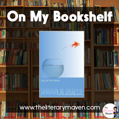 In Out of My Mind by Sharon Drapier, Melody wants the same things as any other fifth grade girl: to fit in, have friends, and maybe even get a spot on the Quiz Team. There is just one problem, she can't talk, and once she can, not everyone wants to listen. Read on for more of my review and ideas for classroom application.