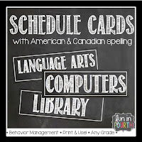 https://www.teacherspayteachers.com/Product/Editable-Schedule-Cards-Chalkboard-Themed-824350
