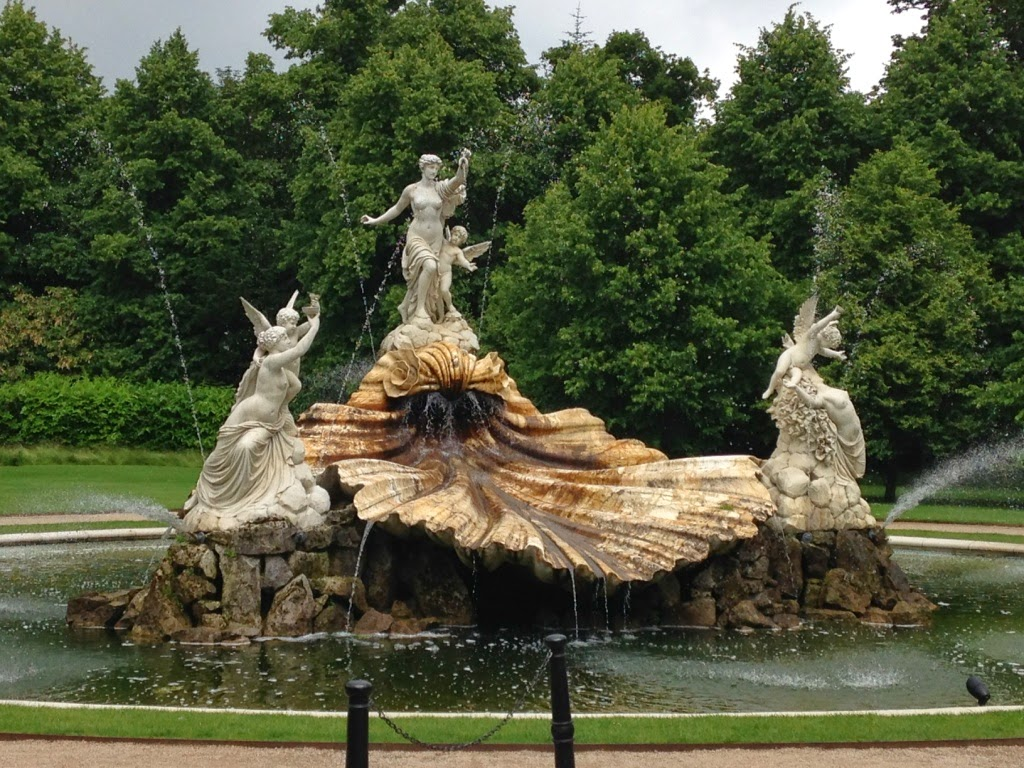 Fountain of Love at Cliveden