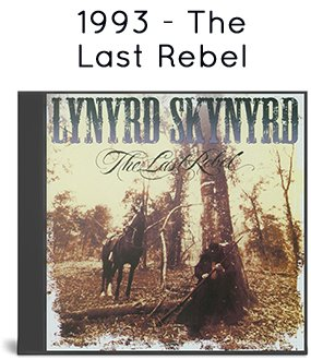 1993 - The Last Rebel