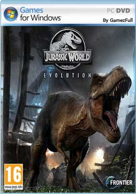 Jurassic World Evolution PC [Full] Español [MEGA]