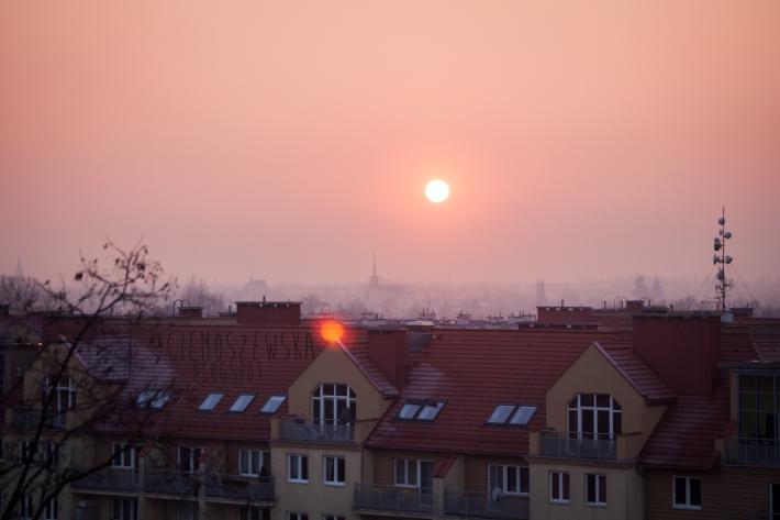 Smog Gaj Polska Wroclaw