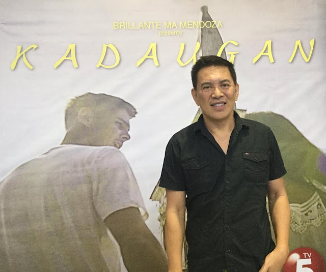 Brillante Ma Mendoza Snapped and Scribbled
