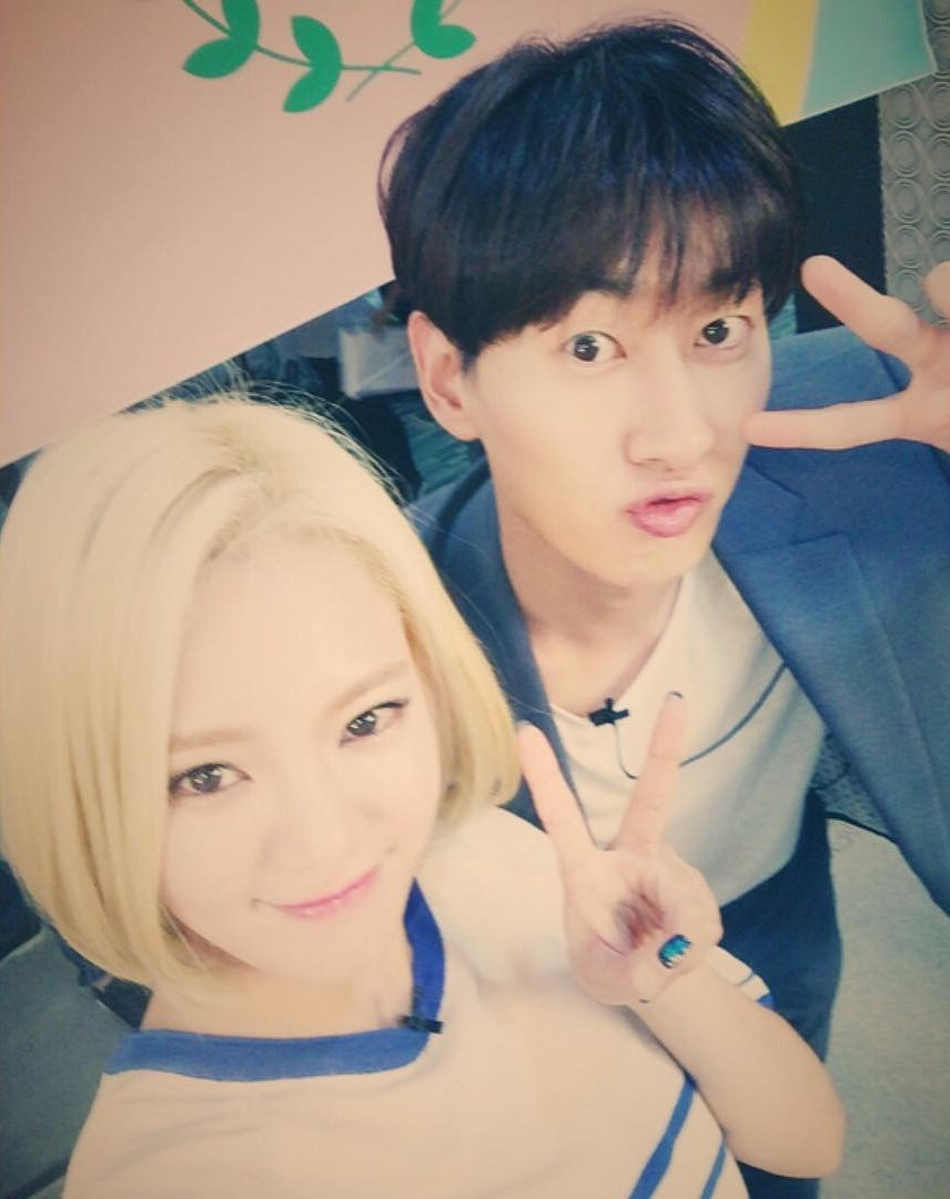 eun hyuk and hyoyeon dating games