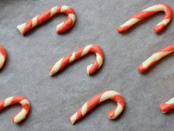 REZEPT: glutenfreie Zuckerstangen Plätzchen