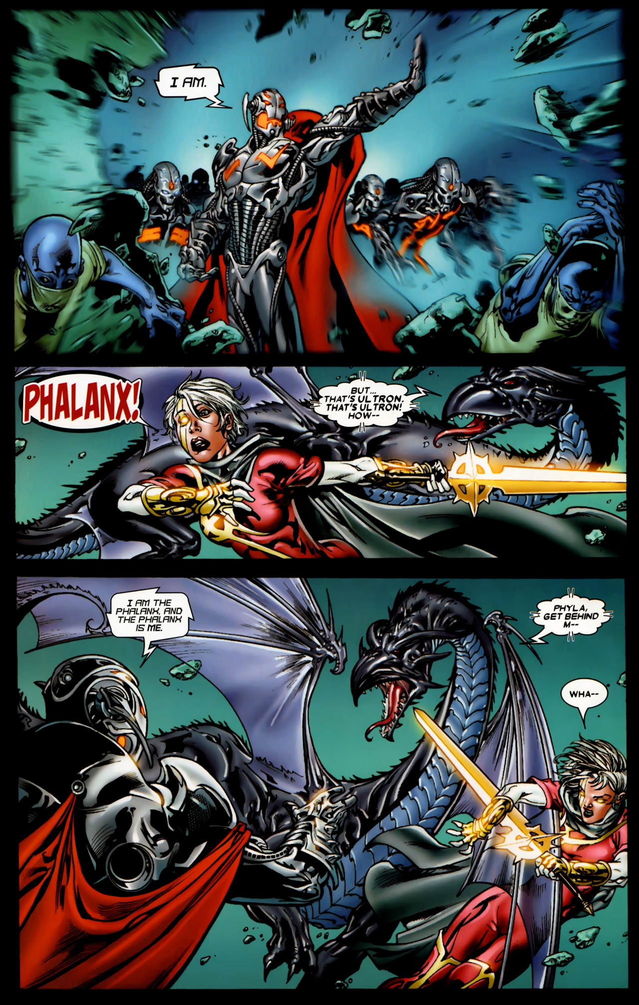 Read online Annihilation: Conquest comic -  Issue #2 - 21