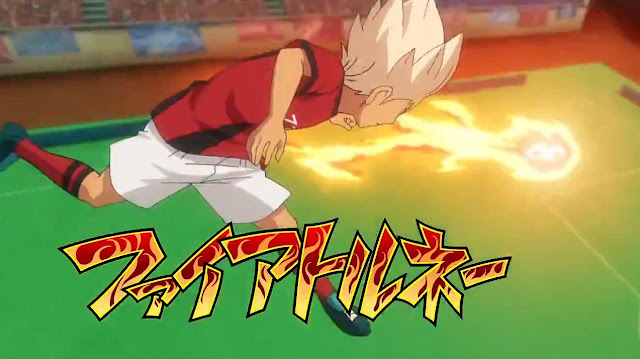 Inazuma Eleven Ares no Tenbin Episode 05 Subtitle Indonesia