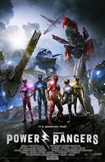 Power Rangers (2017) Movie Banner Poster 21