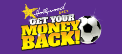 Get Your Money Back Promotion Soccer at Hollywoodbets