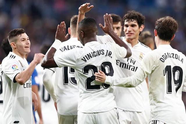 ريال مدريد يفقد 13 لاعبا