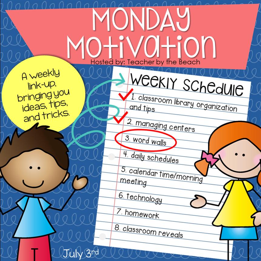 Monday Word Monday Motivati...