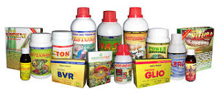 budidaya tanaman padi dengan produk nasa