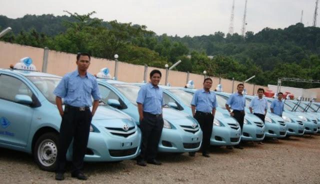 No telp blue bird taxi