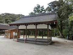上賀茂神社・楽屋