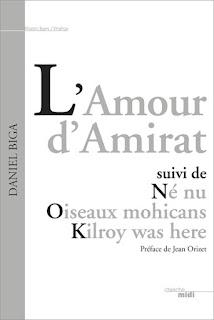 L'Amour d'Amirat Biga (édition originale,1984)