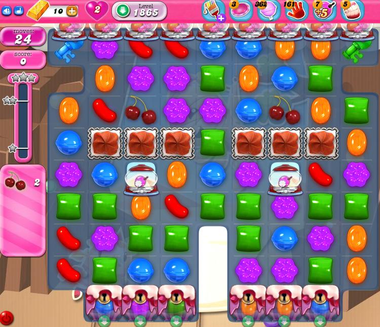 Candy Crush Saga 1865