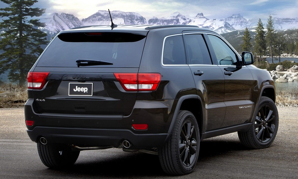 new version of the jeep grand cherokee 2012 2013 special edition. Black Bedroom Furniture Sets. Home Design Ideas