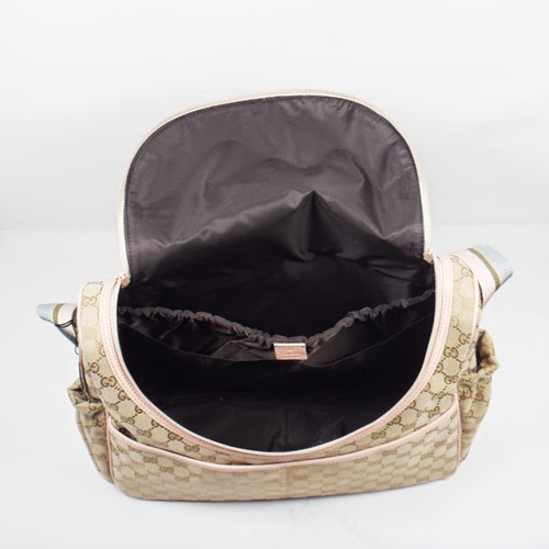Gucci Diaper Bag To Travel In Style With Your Toddler This ...